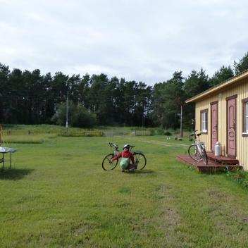 21 Majapaikka Kotkaniemessä
