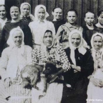 kanabrojarvi naisia ryhmakuva