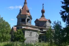 6. Orusjärven kirkko 2010